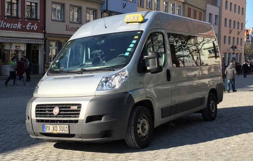 Panoramabus - Taxi Haage