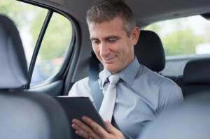 Firmenfahrt mit Taxi Haage